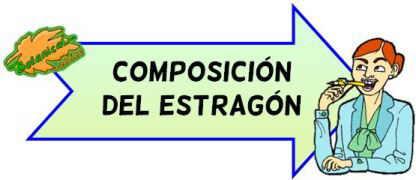 composicion estragon