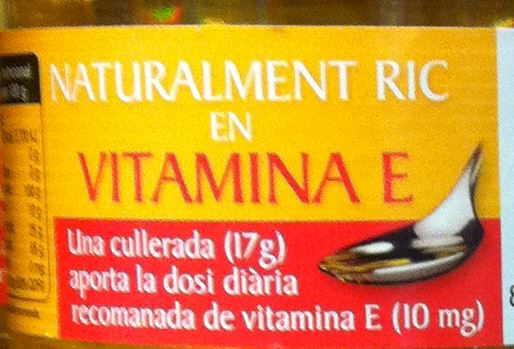 Etiqueta acidez aceite