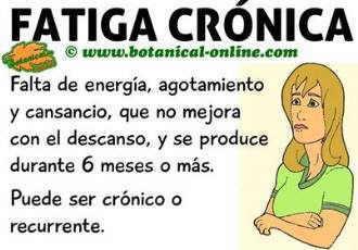 sindrome de fatiga cronica que es