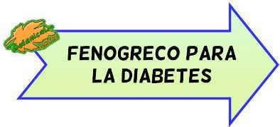 fenogreco para la diabetes