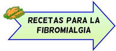 recetas para la fibromialgia