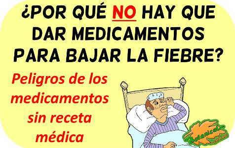 medicamentos fiebre