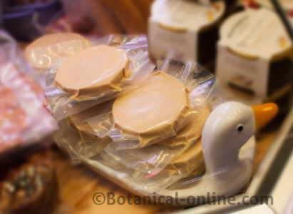 pate foie gras de oca