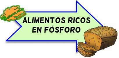 Contraindicaciones del f sforo - Alimentos ricos en magnesio y zinc ...