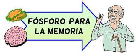 propiedades fosforo memoria