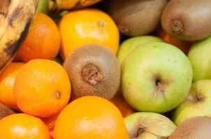 fruta para las hemorroides