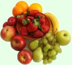Fruta para competir