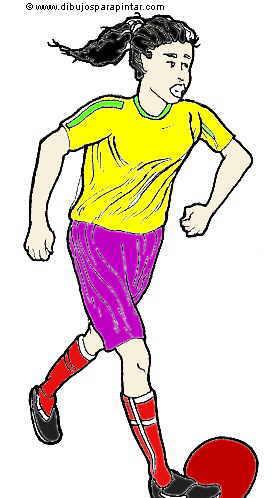 desgarros musculares por el futbol