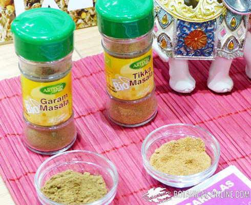 garam masala producto