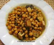 tofu-garbanzos
