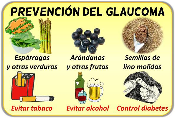 prevencion glaucoma remedios naturales