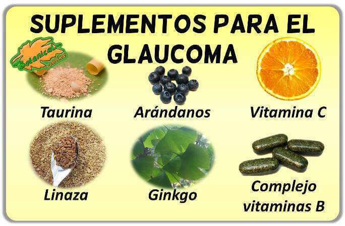 suplementos plantas alimentos remedios naturales para el glaucoma