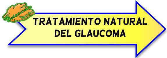 glaucoma plantas medicinales