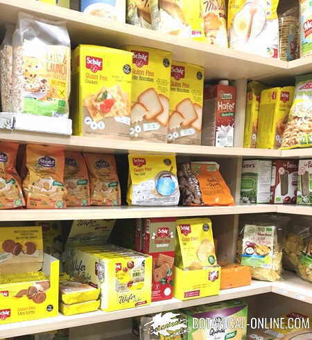 productos celiaquia