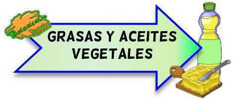 diferencias grasas y aceites vegetales