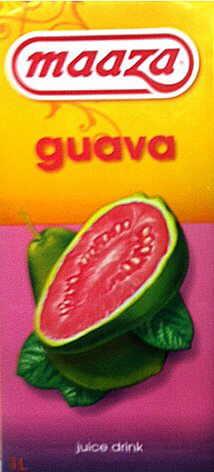 zumo de guayaba