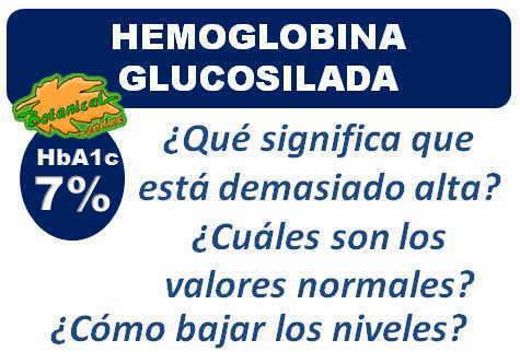 Que es la glicohemoglobina