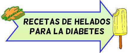 helados diabetes