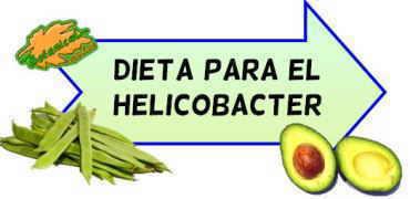 dieta helicobacter