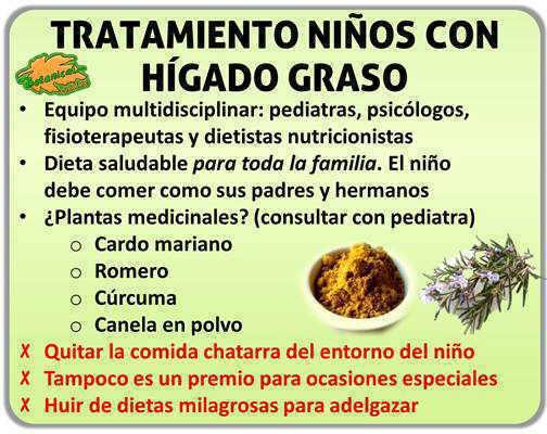 Tratamiento natural h gado graso en ni os - Mejores alimentos para el higado ...