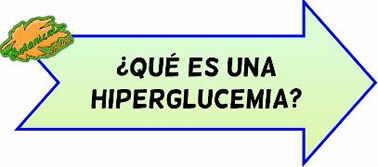 sintomas hiperglucemia