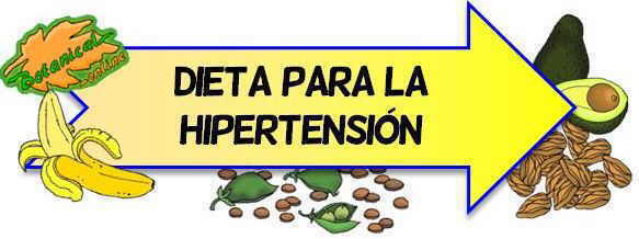 dieta hipertension