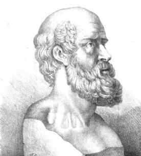 BUSTO HIPÓCRATES
