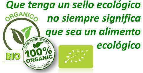 etiqueta ecologica bio organico definicion redaccion