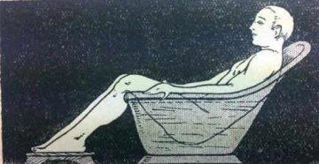 baños de asiento candidiasis