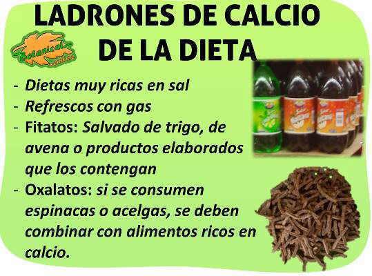 Alimentos no adecuados para la osteoporosis - Alimentos para la osteoporosis ...