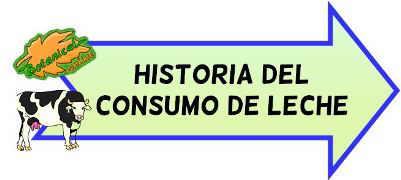 historia consumo leche