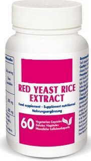 levadura arroz roja colesterol red yeast rice