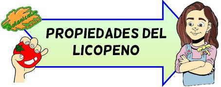 propiedades del licopeno