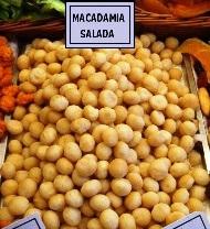 macadamias saladas