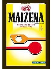 Harina de maiz. Maizena