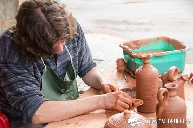 hacer ceramica