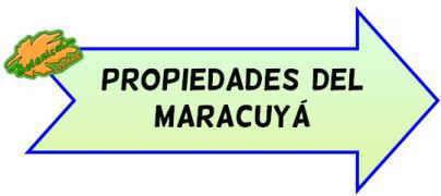 propiedades del maracuya