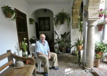 Uno de los habitantes de la casa Martínez Rucker 1