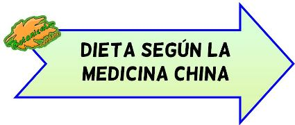 medicina china dieta