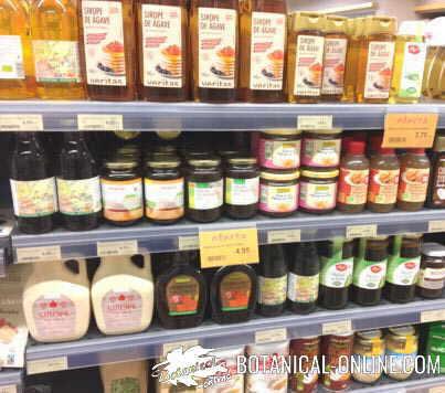 melaza sirope oferta edulcorantes naturales variedad