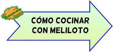 recetas con meliloto