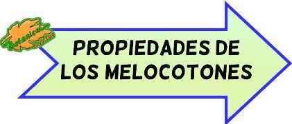 propiedades melocoton