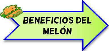 propiedades medicinales del melon