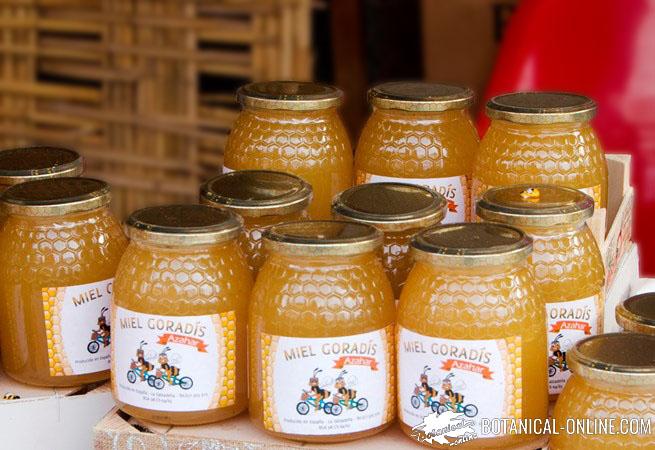 miel escaparate