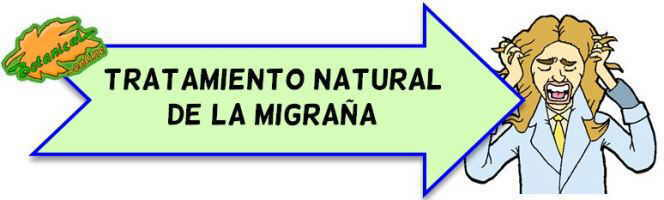 migraña tratamiento natural