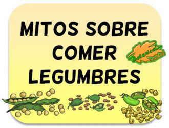 mitos sobre legumbres