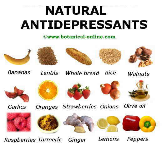 Anti Stress Foods List