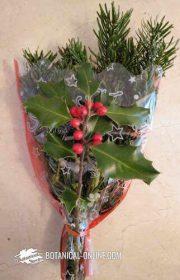 Ramo decorativo para regalar en Navidad