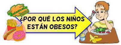 ¿Por qué los niños están obesos?