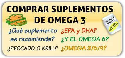 tipos suplementos omega 3 omega 6 omega 9 epa y dha acidos grasos esenciales